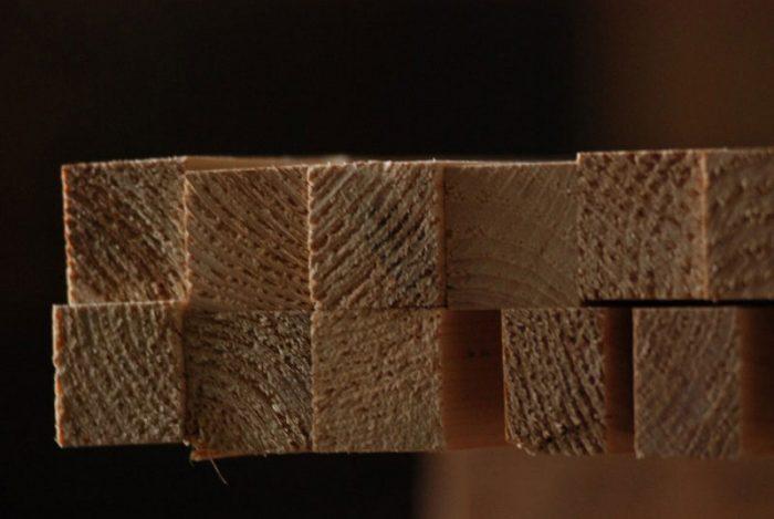 lesene letve