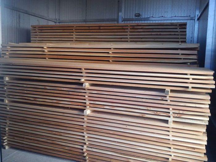 les iz sušilnice