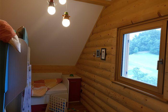 Lesena hiša Šentjur